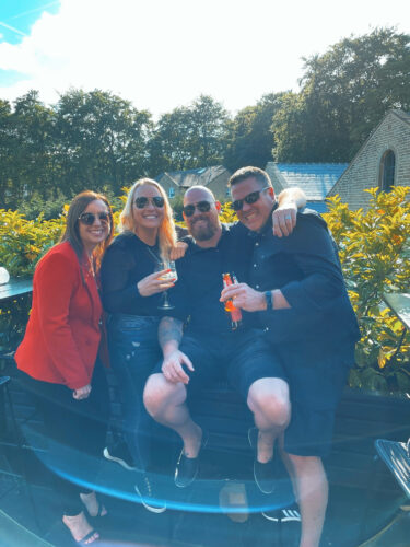E3 Recruitment Company Update 2021 - Alison Bell, Charlotte Smith, Gareth Squires and Martin Spencer