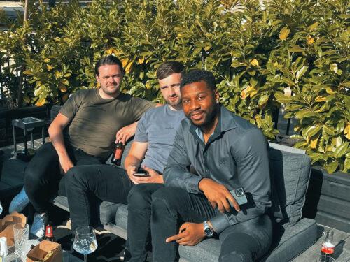 E3 Recruitment Company Update 2021 - Dom Trowman. James Travis and Rob Donaldson