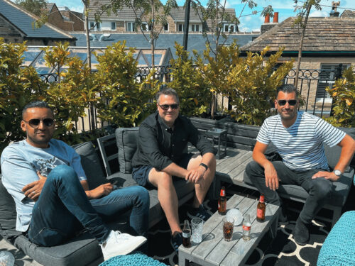E3 Recruitment Company Update 2021 - Rizwan Haider, Martin Spencer and James Soden